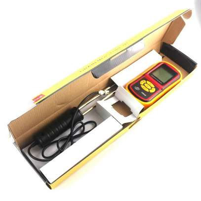 LCD Display Digital Grain Moisture Meter Humidity Wheat Corn Rice Bean Tester image 2