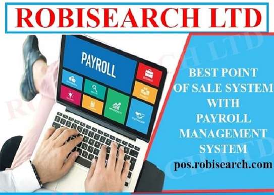 Best Point of Sale System with Payroll Management System