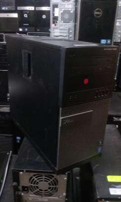 Dell  Optiplex mini-tower i7/4gb ram/500gb rom image 2