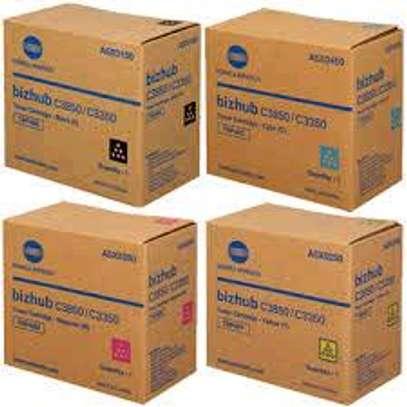 C35 series bizhub toners image 1