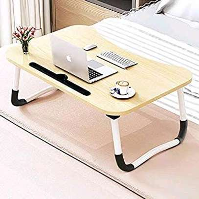 ?Foldable bed laptop table image 2