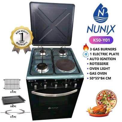 4 gass burner /NuNix gass cooker/auto ignition gass cooker image 5