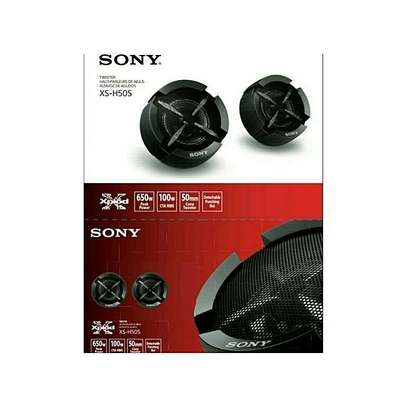 SONY XS-H50S DOME TWEETER. BRANDNEW-650watts image 1
