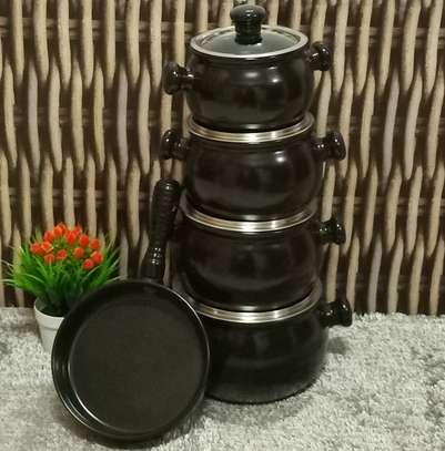 Ceraflame Ceramic Cookware Set image 3