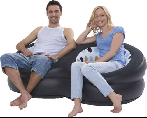 Inflatable Double armchair