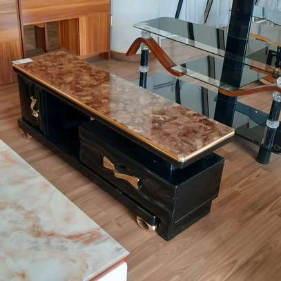 Marble Top TV Stands image 1