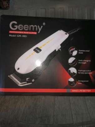 Geemy professional hair clipper image 1