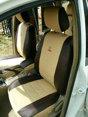 Dust Proof Car Seat Covers