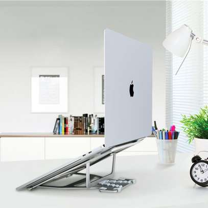 MacBook Air Pro WIWU S100 Lohas Stand Gray (S100) Laptop Stand image 1