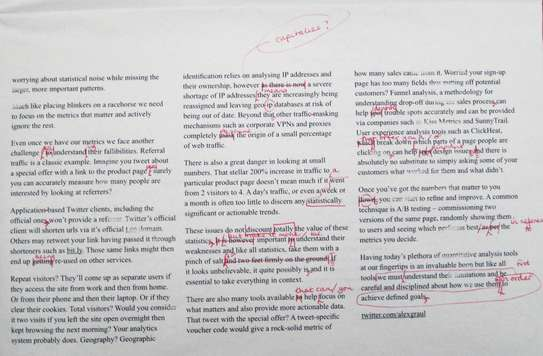 Professional Editing and Proofreading Services image 3