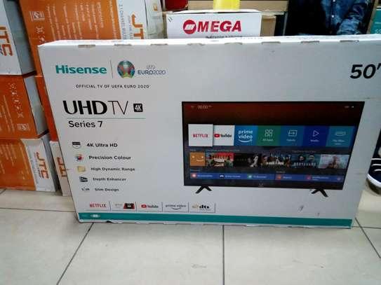 HISENSE 50UHD 4K TV