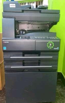 Durable Kyocera taskalfa 221 photocopier machine image 1