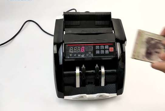Currency Counting Machine With Fake Note Detector image 1