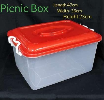 Picnic Box*Plastic*KSh 900 image 1