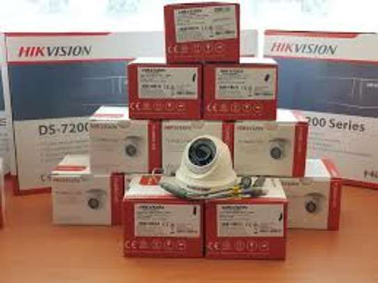 6 CCTV CAMERA COMPLETE PACKAGE image 2