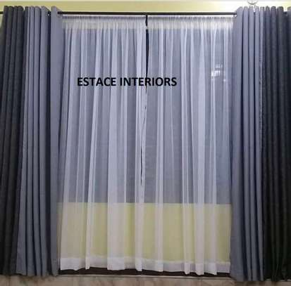 curtains with matching sheers image 5