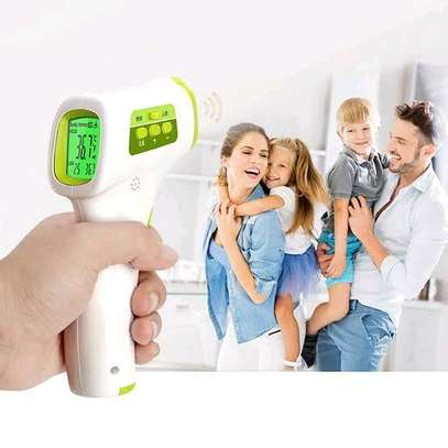 Temperature Gun (Medical Infared Forehead Thermometer)