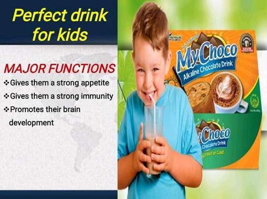 Mychoco Alkaline Drink For Kids image 1