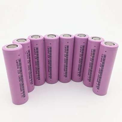 18650 Rechargeable Battery 3.7v lithium Batteries image 1