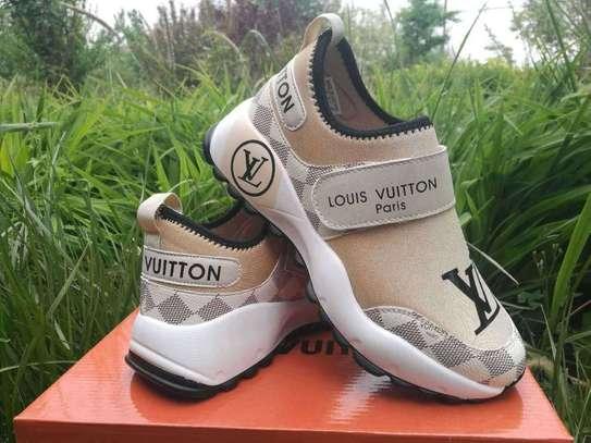 Ladies LV sneakers image 3
