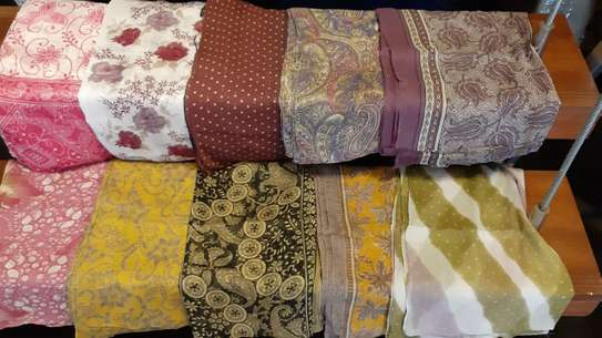 Chiffon scarf- for Bulk and retail sale image 6