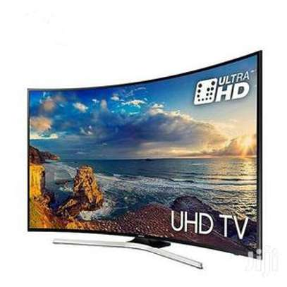 Hisense 55 inches curved smart 4k tvs