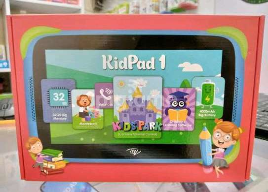 Itel Kids Tablets 32gb 1gb ram(educational) 4000mAh battery+1 year warranty image 1