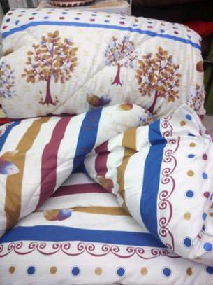 Quality cotton duvets with one pillow case image 8