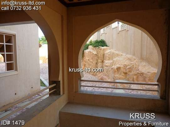 3br newly built apartment for rent in Nyali ID1479 image 3