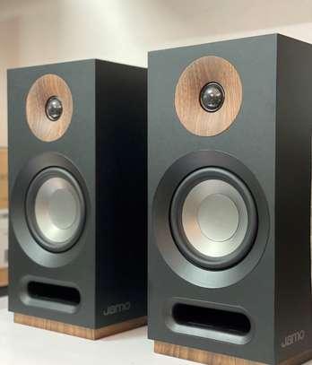 Jamo S 803  Bookshelf Speakers, Pair image 5