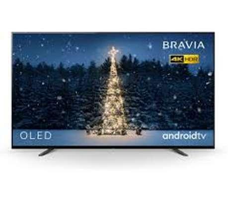 KD55A8H 55 Inch OLED 4K UHD Smart OLED TV(55A8H) image 1