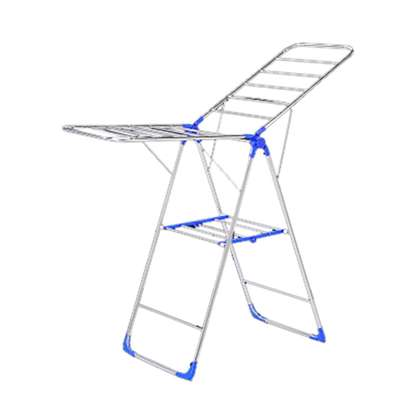 Outdoor clothing drying rack image 4