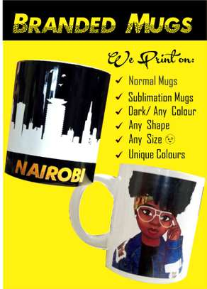 Branded Mugs in Nairobi, Kenya for Ksh 300/- Only