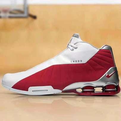Nike shocks shoes image 6