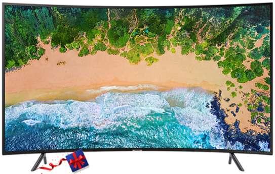 Original Samsung UA-49RU7300 CURVED SMART LED TV: SERIES 7 image 1