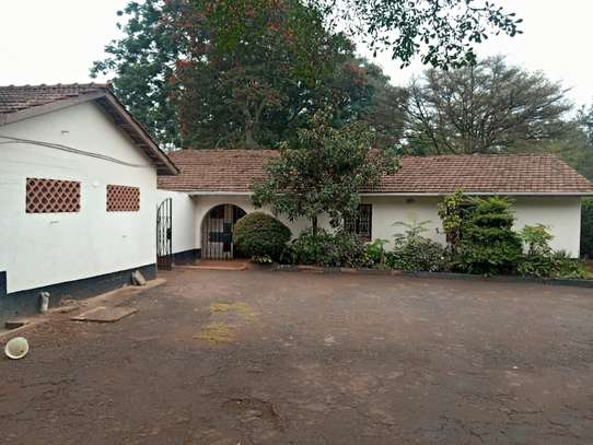 4 bedroom house for rent in Loresho image 1