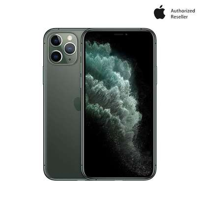 Apple iPhone 11 Pro Max with FaceTime - 64GB, Midnight Green image 2