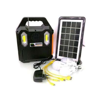 Dat Home Universal Solar Kit With FM Radio image 2