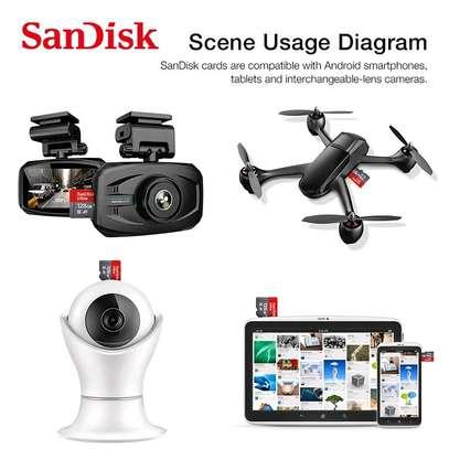 Sandisk 128GB MicroSDXC A1 100Mbs SDSQUAR/GN6MA image 5