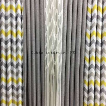 MATCHED CURTAINS image 1