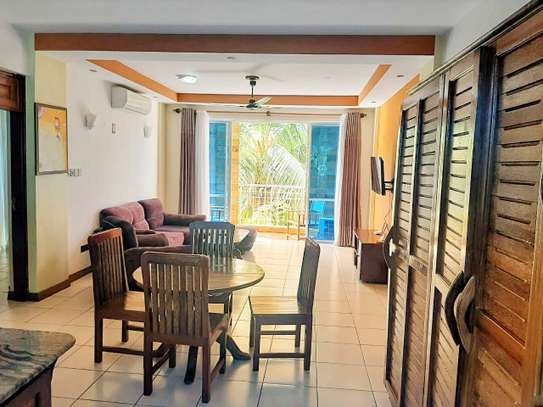 Furnished 2 bedroom apartment for rent in Nyali Area image 3