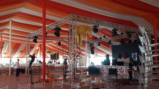 Hire Staging & Truss | Lighting, Sound & Rigging image 2