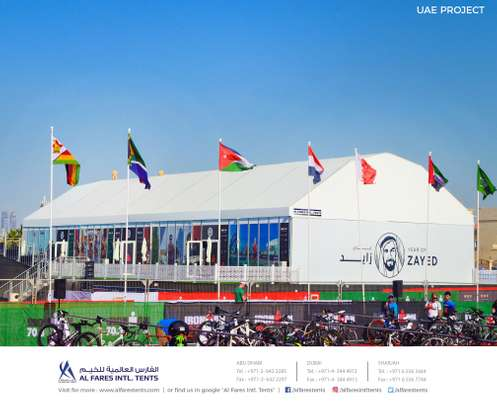 Tents & Marquees For Hire | For Sale | Al Fares Intl Tents image 15