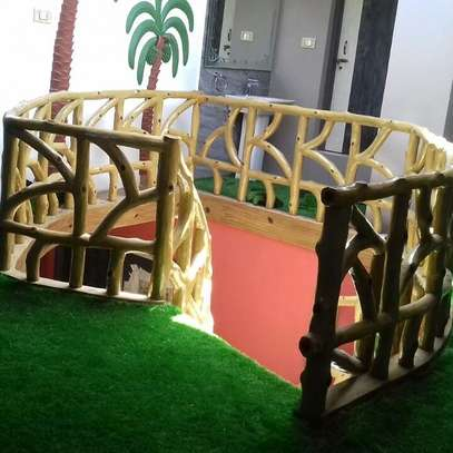 hot selling artificial carpet grass image 3