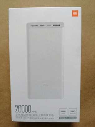 Original Xiaomi Power Bank 3 20000mAh Dual Charging ways, Type-C charging, NEGOTIABLE image 1