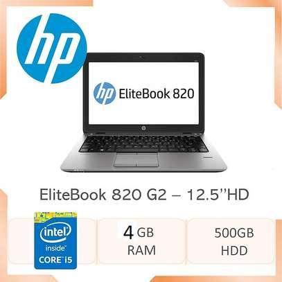 HP Elitebook 820 G2 Laptop Intel Core i5 5th gen / 4GB RAM / 500GB HDD Win 10 Refurbished