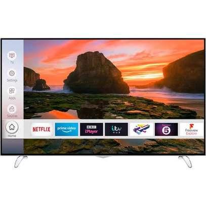 Syinix 43 inch smart Android TV Frameless image 1
