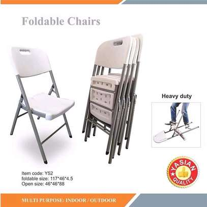 foldable tables, chairs and Stools are available for both indoor and outdoor use image 1
