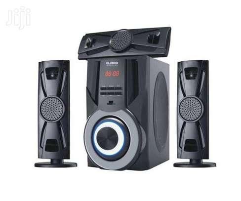 CLUBOX IC-1003 Multimedia Speaker System, 12000W image 1