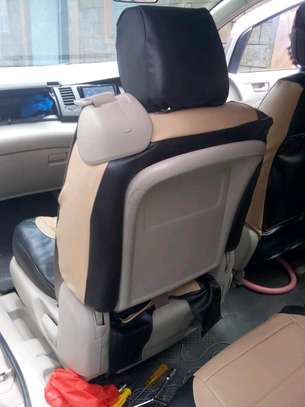ISIS CAR SEAT COVERS image 4